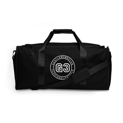 G3 Varsity Duffle Bag