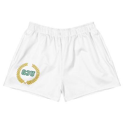 G3U Women's Athletic Short Shorts