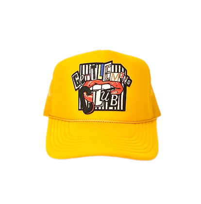 Gentlem3n's Club Ransom Trucker Hat