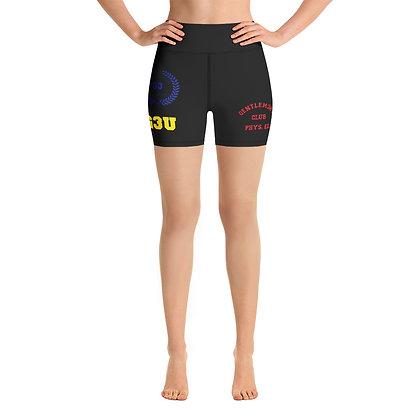 G3 University Biker Shorts