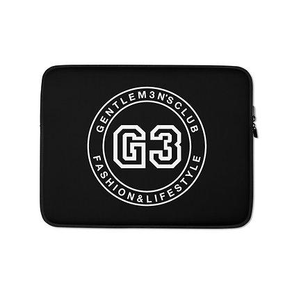 G3 Varsity logo Laptop Sleeve