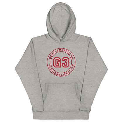 G3 Red Varsity Logo Unisex Hoodie