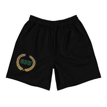 G3U HISTORY Men's Athletic Long Shorts