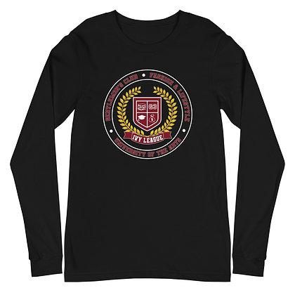 G3 University Unisex Long Sleeve Tee