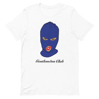 Gentlem3ns Club Ski Mask Short-Sleeve Unisex T-Shirt