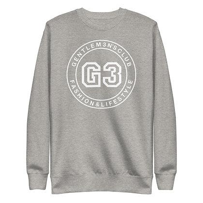 G3 VARSITY Unisex Fleece Pullover
