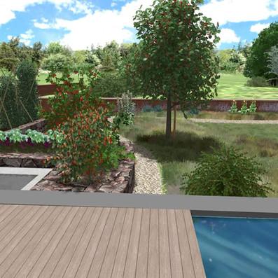 Virtueller Gartenrundgang