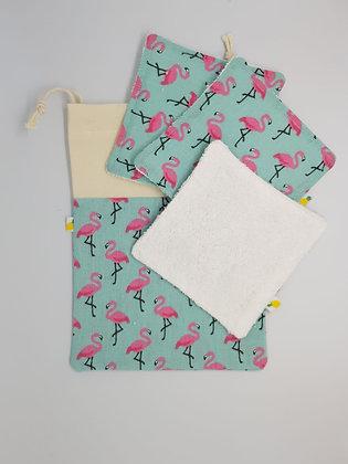 Lingette 100 % coton bio Pack