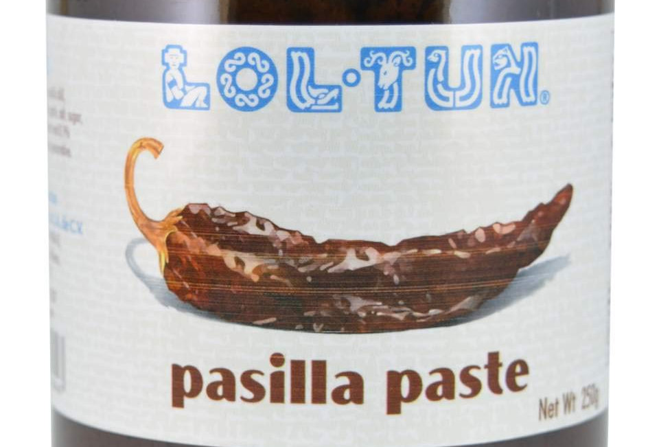 Lol-Tun Pasilla Paste
