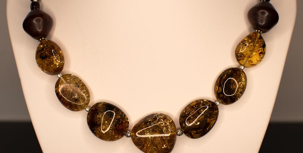 Baltic Amber Princess Necklace
