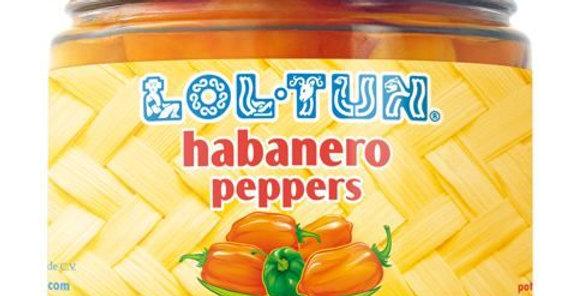 Lol-Tun Chile Habanero
