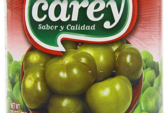 """""""Carey"""" Tomatillos"""