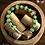 Thumbnail: Jade & Silver Bracelet