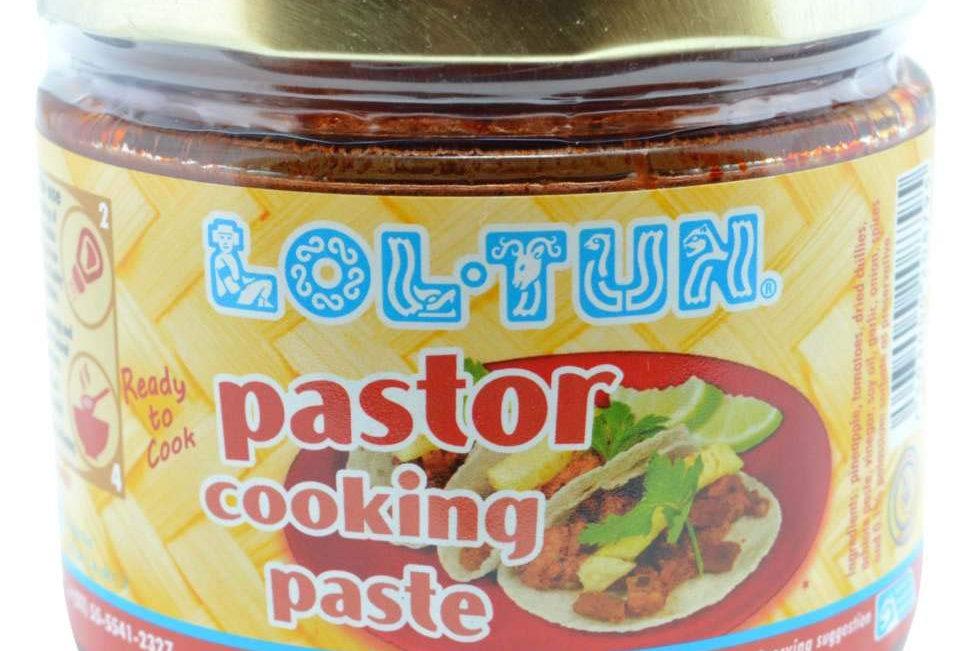 Lol-Tun Pastor Cooking Paste