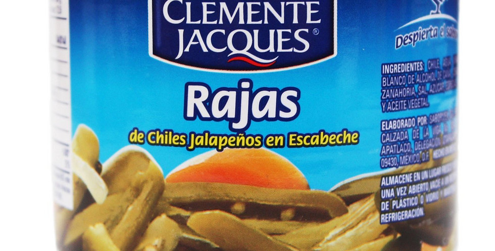 """Clemente J."" Jalapeño Rajas"