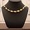 Thumbnail: Yellow Pearl & Swarovski Necklace