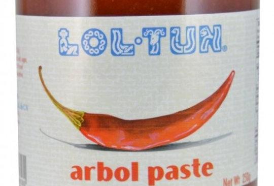 Lol-Tun Chile de Arbol Paste