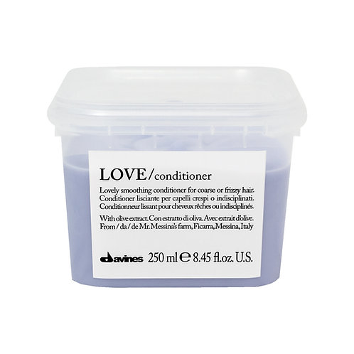 Frizz Control = Love Smoothing Conditioner