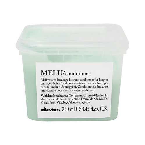 Long Hair = Melu Conditioner