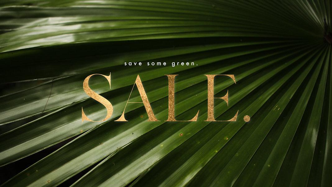 save some green sale.jpg