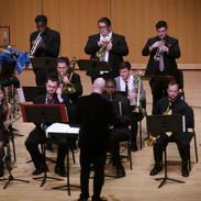 UMBC jazz concert, 2018