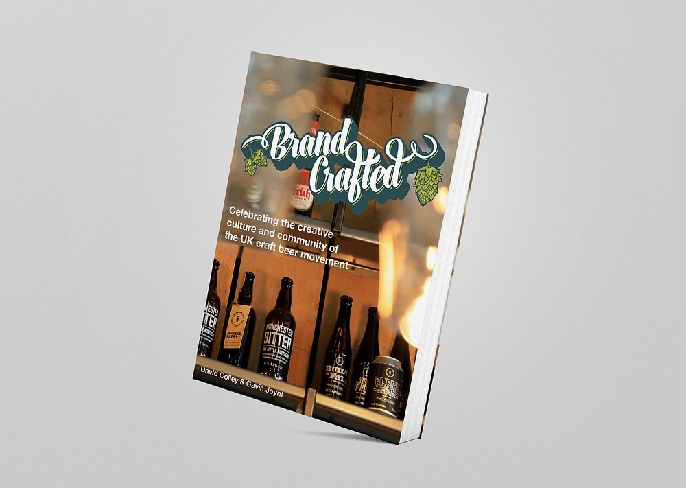 Craft beer book: Brand Crafted