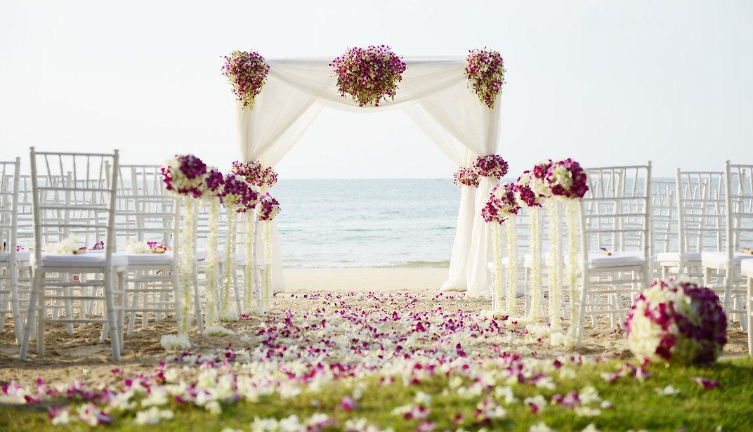 חתונה אחרת- חתונה בטבע