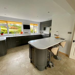 Before and After | Latest Kitchen Install in Stone, Staffordshire