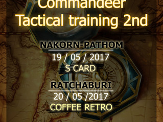 Commandeer Tactical Training 2nd