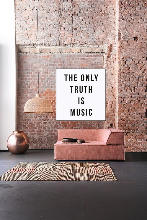 The Only Truth is Music High Res Digital Download