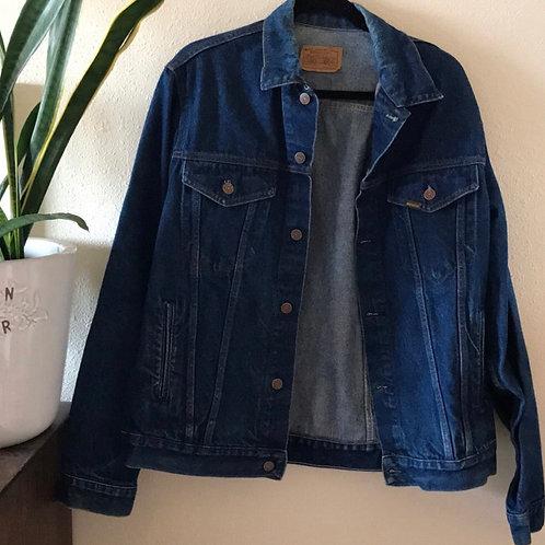 Quality Roebuck's Vintage Denim Jacket Unisex