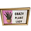 """Thumbnail: 4x6"""" Crazy Plant Lady Lithograph Gold Framed art"""