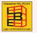 BITO PRO Pallereol er kvalitetsmerket og garanterer en kvalitet over gjennomsnittet