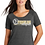 Thumbnail: VB Raglan Cinch Waist T-shirt  49LNEA133SM