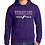 Thumbnail: Purple Fade Basic Hoodie Youth and Adult