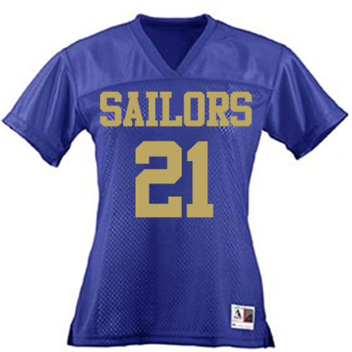Junior Fit Football Jersey