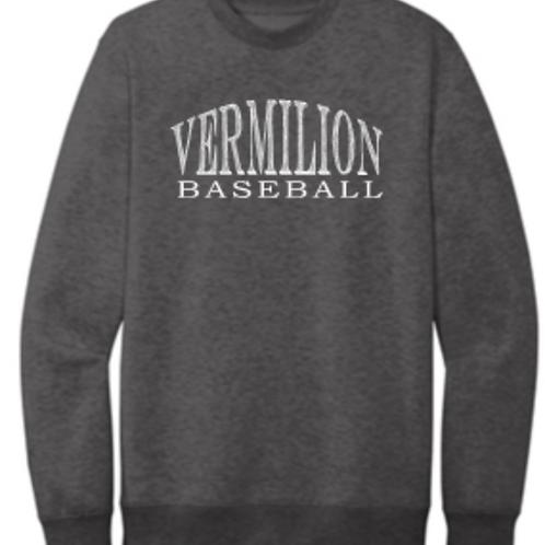 Premium Vintage Crew Softball  Unisex