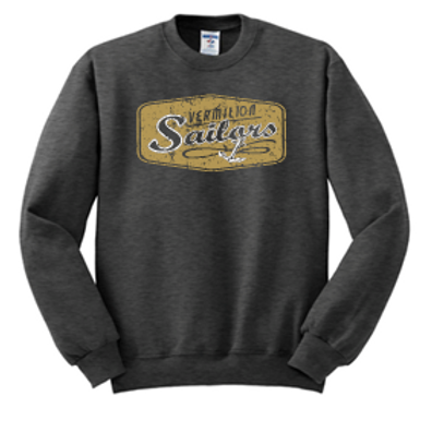 UNISEX BASIC CREW NECK SWEATSHIRT