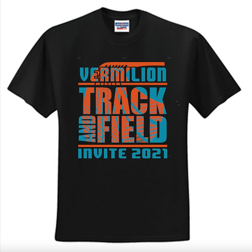 OFFICIAL VERMILION INVITE T-SHIRT