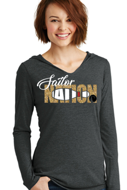 Sailor Nation Bowling T Shirt Hoodie