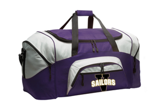 LARGE GAME GEAR DUFFLE
