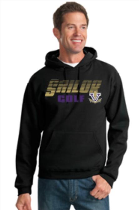 GOLF Basic Fleece Crew or Hoodie  Unisex or Youth Sailor