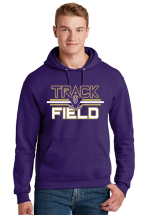 Track &Field Basic Hoodie Youth and Adult