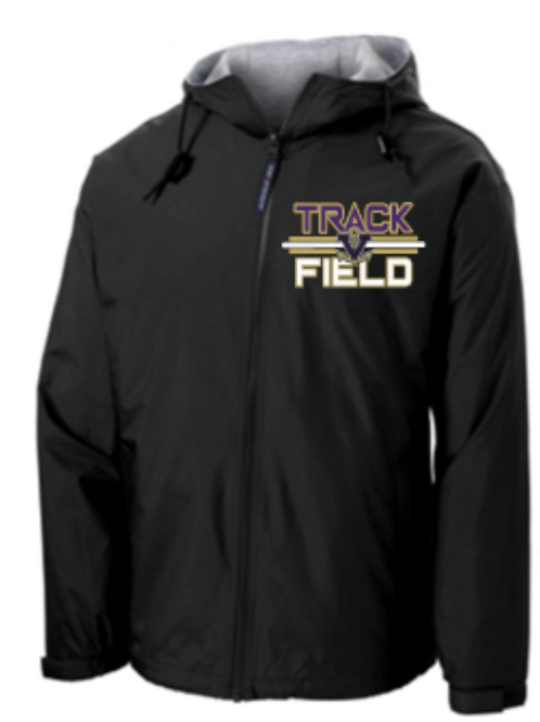 Track All Weather Jacket