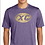 Thumbnail: Cross Country Heathered Performance Unisex T-shirt