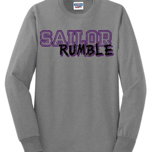 Unisex Sailor Rumble Long Sleeve T-Shirt