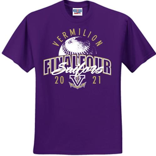VHS Baseball Final Four State T-Shirt