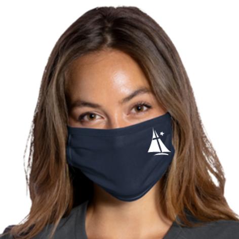 Mariner Cotton Face Mask