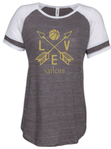 Love Basketball T Shirt
