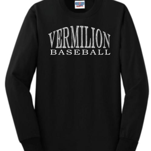 Long sleeve Baseball Vintage Basic Unisex or Youth Sailor